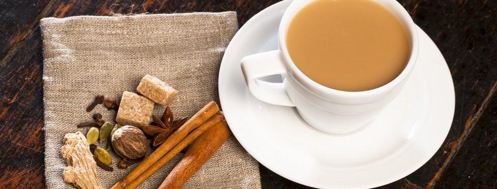Infusión de té Chai