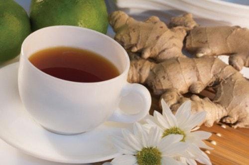 El té de jengibre y sus propiedades