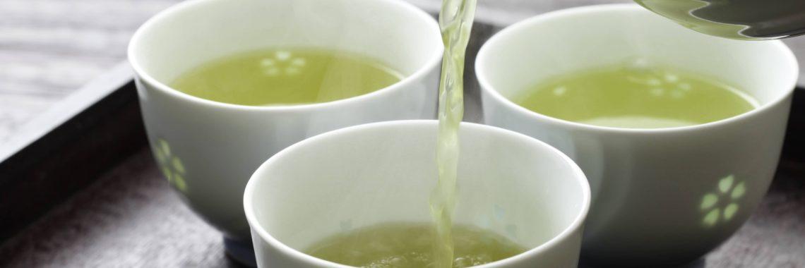 Beneficios del té verde en infusión
